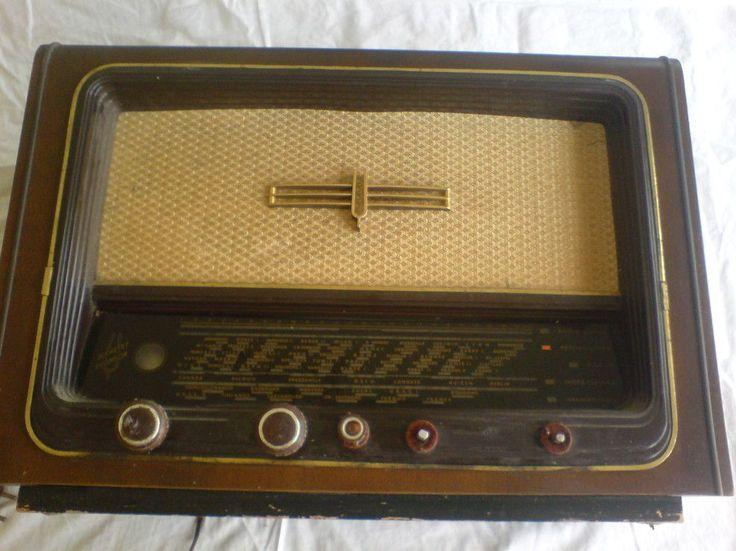 "Transistor Tsf "" Ducretet Thomson "" Ancienne Radio Années 40"