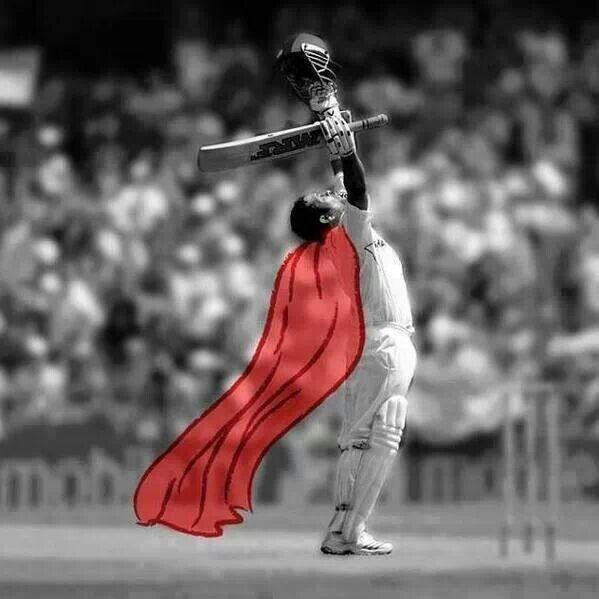 Watching the final one (On TV!) #Cricket will be left poorer... #Sachin #Tendulkar #GodofCricket
