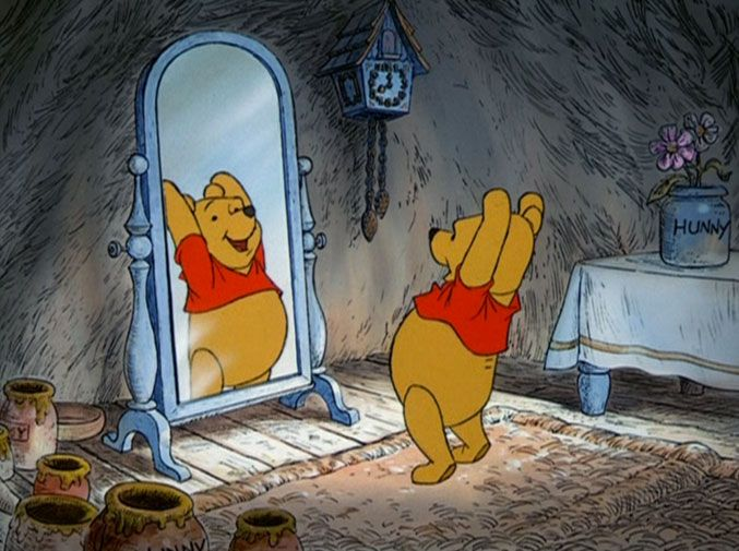 The Many Great Moments From The Many Adventures of Winnie the Pooh | Pooh's exercise regimen