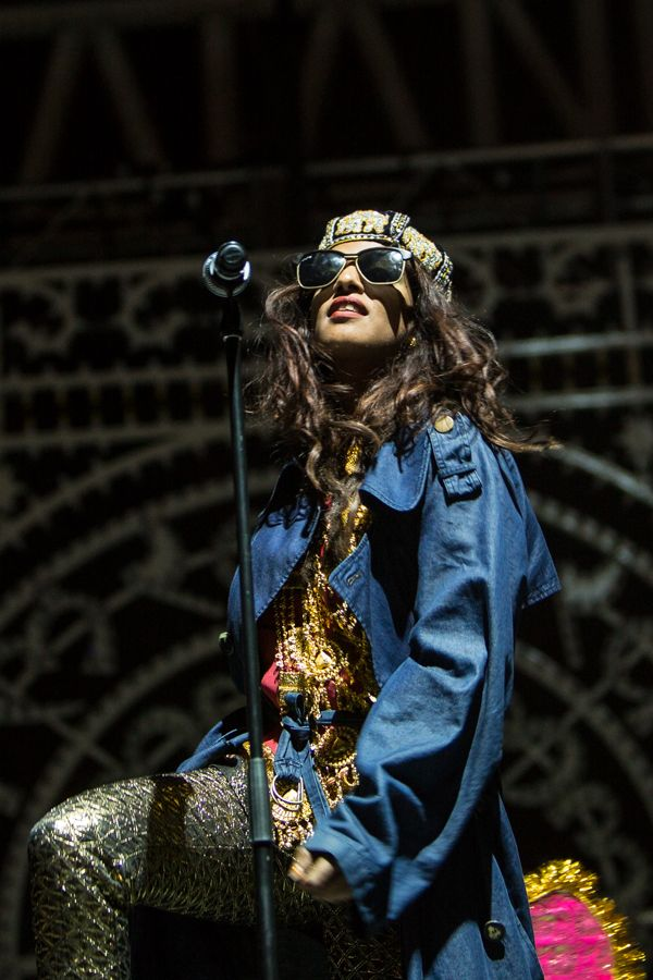 Photos From Fun Fun Fun Fest, Including Chromatics, Snoop Dogg, -topic, M.I.A., Slayer, and More | FrontRow