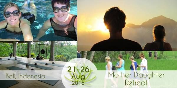 Vibrant Women – Mother and Daughter Retreat Bali