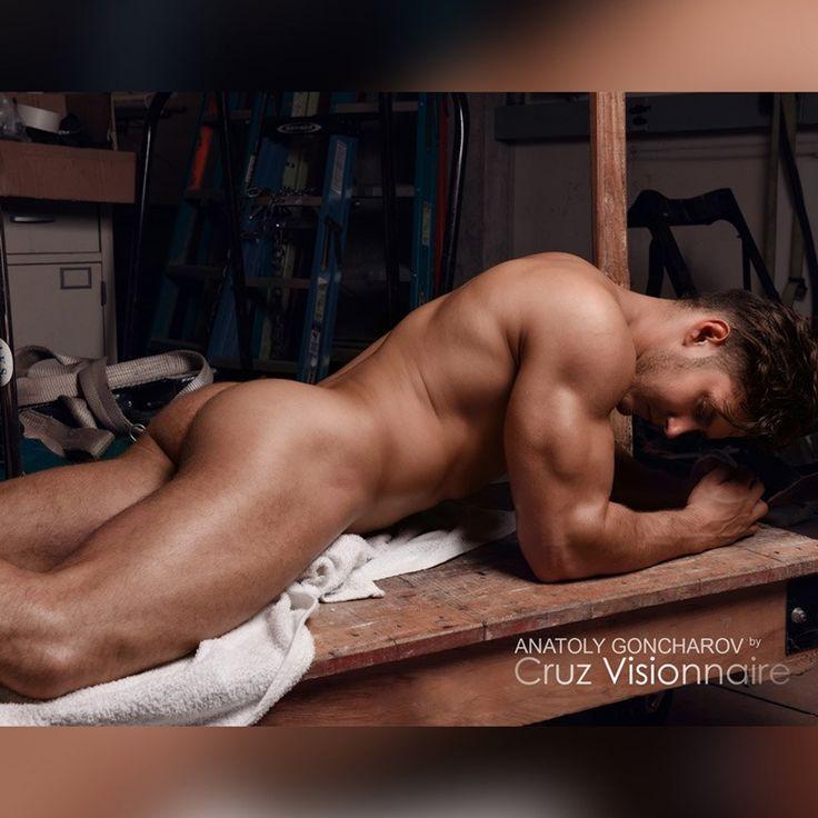 Anatoly Goncharov By Cruz Visionnaire (NSFW) – DNA Magazine Australia