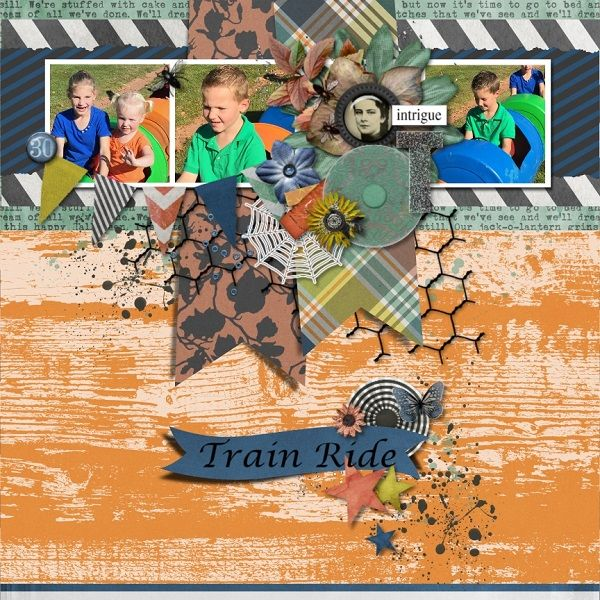 <p> Trickery Collection for Digital Scrapbooking by The Nifty Pixel.</p>