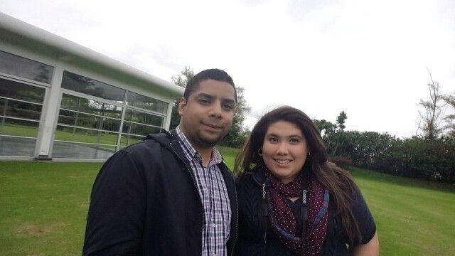 Disfrutando un maravilloso dia con nuestro equipo de conecta2 en la red colombia