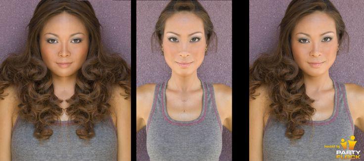 asymmetrisch : tegenovergestelde van symmetrisch, dus het beeld kan niet in twee helften verdeed worden die precies of ongeveer elkaar spiegelbeeld zijn.