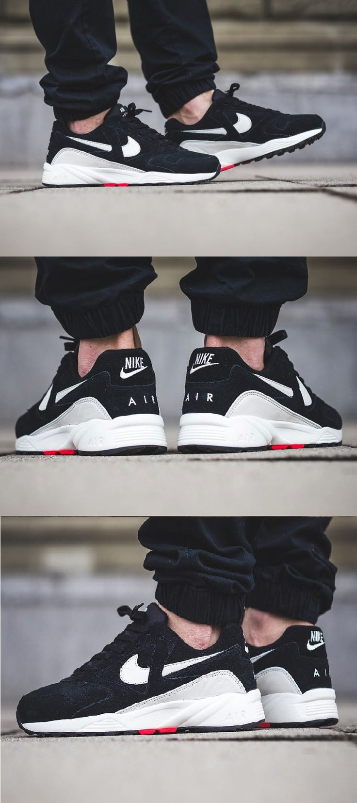 #Nike Air #Icarus Extra 'Black'