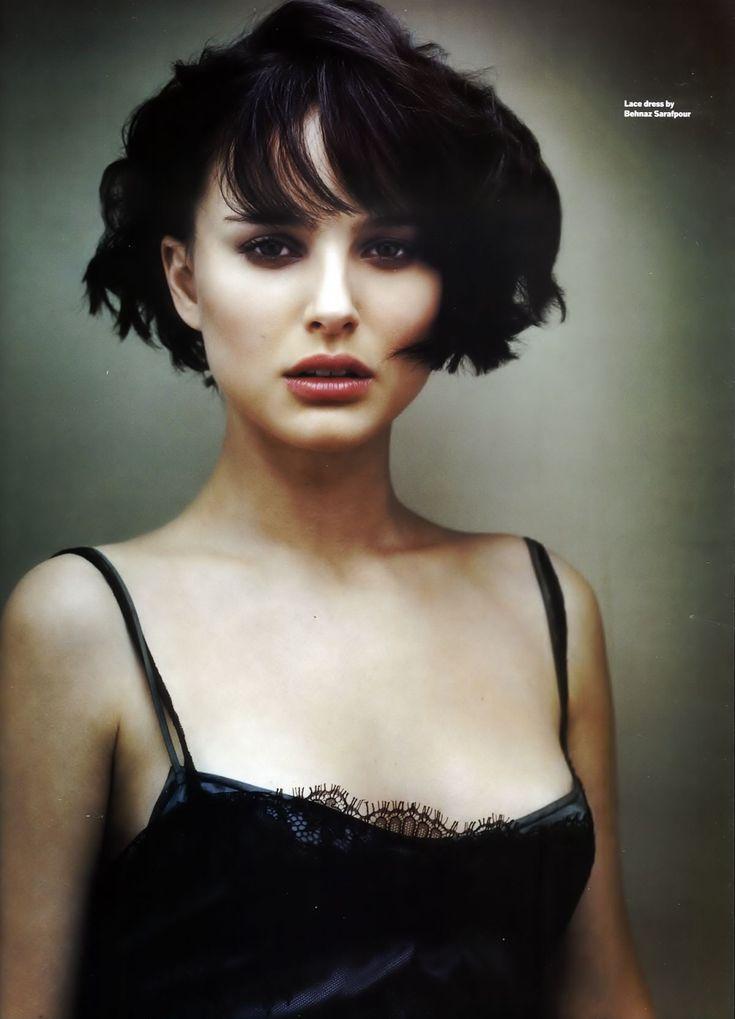Natalie Portman for Esquire UK, April 2004