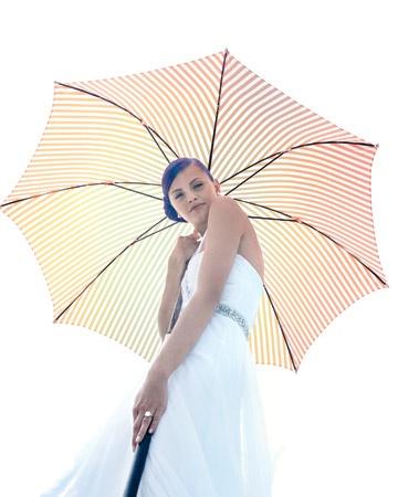 Sitting pretty.: Diamonds Jewelry, Bridal Ate, Photo Ideas, Silk Chiffon, Wedding Dresses, Lela Rose, Chiffon Gowns, Ingram Bridal, Beaches Wedding