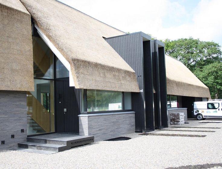 MAAS ARCHITECTEN b.v. (Project) - Nieuwbouw woonhuis te Laren - architectenweb.nl