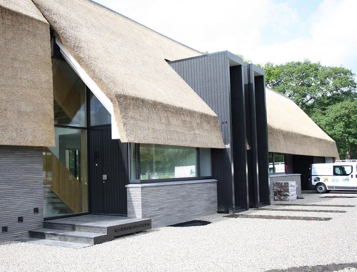 MAAS ARCHITECTEN BV (Project) - Nieuwbouw woonhuis te Laren, Winnaar APA 2013 Vakprijs - PhotoID #242303 - architectenweb.nl