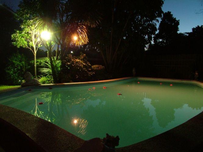 Home in South Australia  www.christiesbeachprofessionals.com.au #realestate #realestatesouthaustralia #Pool #Twilight