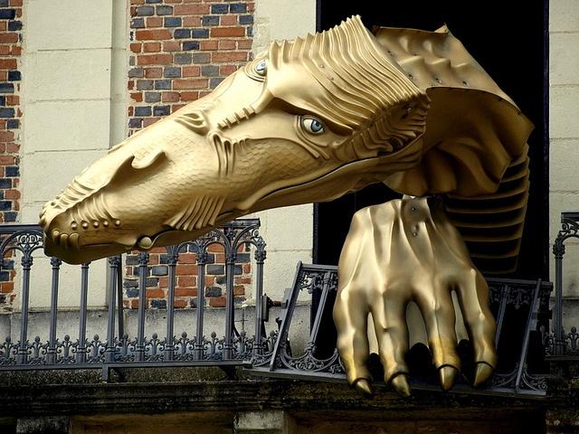 Les dragons de La Maison de la Magie