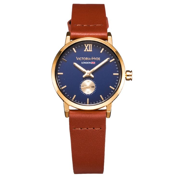 US $55.78 - 2017 New Arrival Lady Wrist Watch With Blue Dial Quartz WaterProof Watches Woman Dress Bracelet Replaceable Leather Band Brown