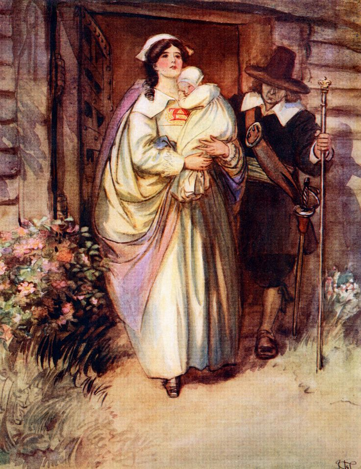 women in the scarlet letter Everything you ever wanted to know about the quotes talking about women and femininity in the scarlet letter, written by experts just for you.