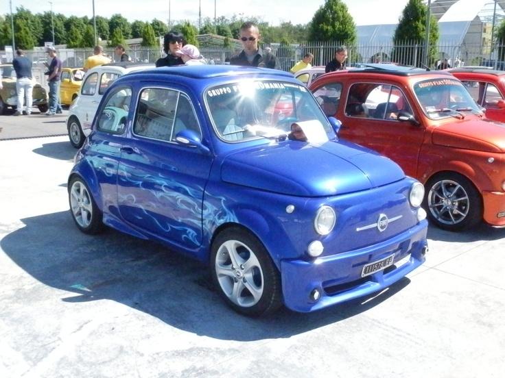 Fiat 500 sky