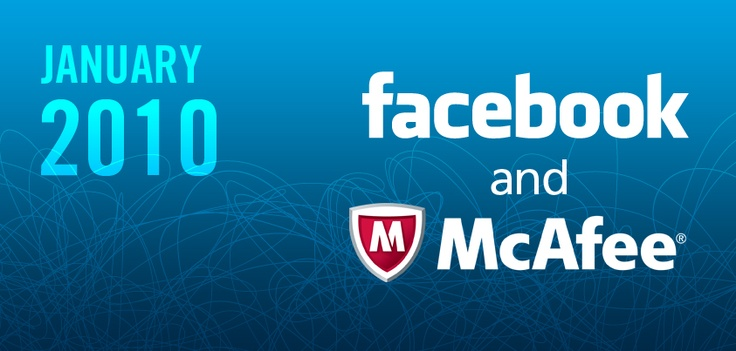 Facebook and McAfee partner to make the Internet more secure