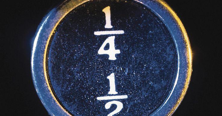 Cómo saber cuando una fracción es mayor que otra. En los exámenes de matemáticas los alumnos deben poder identificar cuando una fracción es mayor que otra. Eso es particularmente importante cuando se trata de un problema de restas en el que se le debe restar la fracción más pequeña a una fracción más grande. También resulta útil calcular las fracciones cuando deben ordenarse muchas de ellas de ...