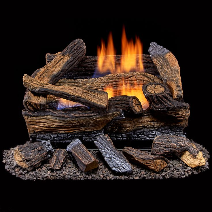 8 Best Images About Vent Free Gas Log Sets On Pinterest