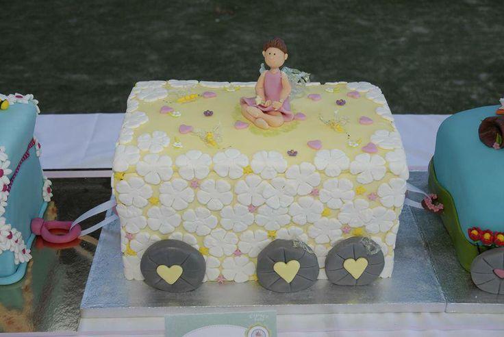 Fair's birthday cake