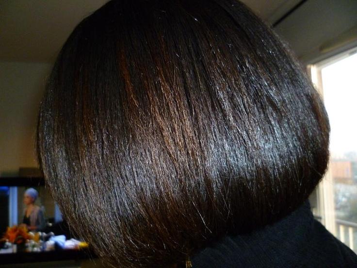 lissage brésilien cheveux crépu afro