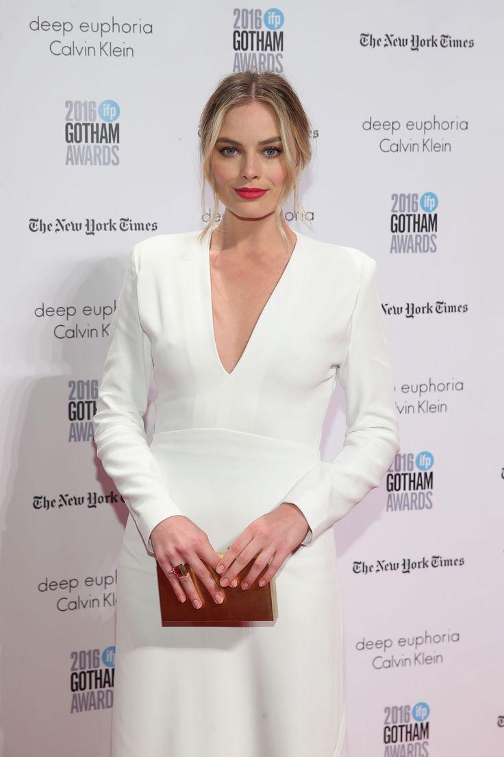 Margot Robbie – 2016 IFP Gotham Independent Film Awards in New York