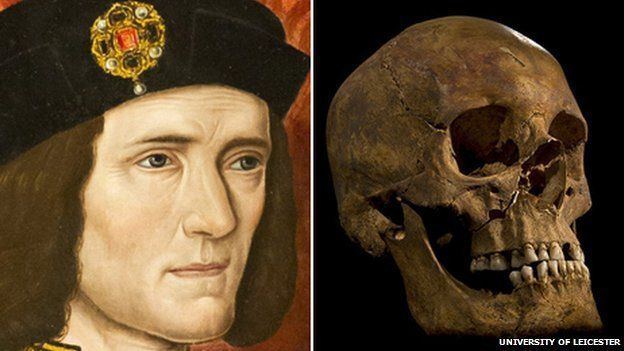 Richard III's DNA throws up infidelity surprise. Article for the BBC by Paul Rincon, summarizing the recent publication in Nature Communications.