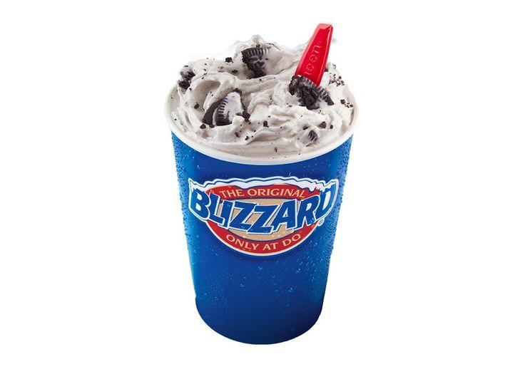 Best 25 Dq blizzard flavors ideas on Pinterest Dairy queen