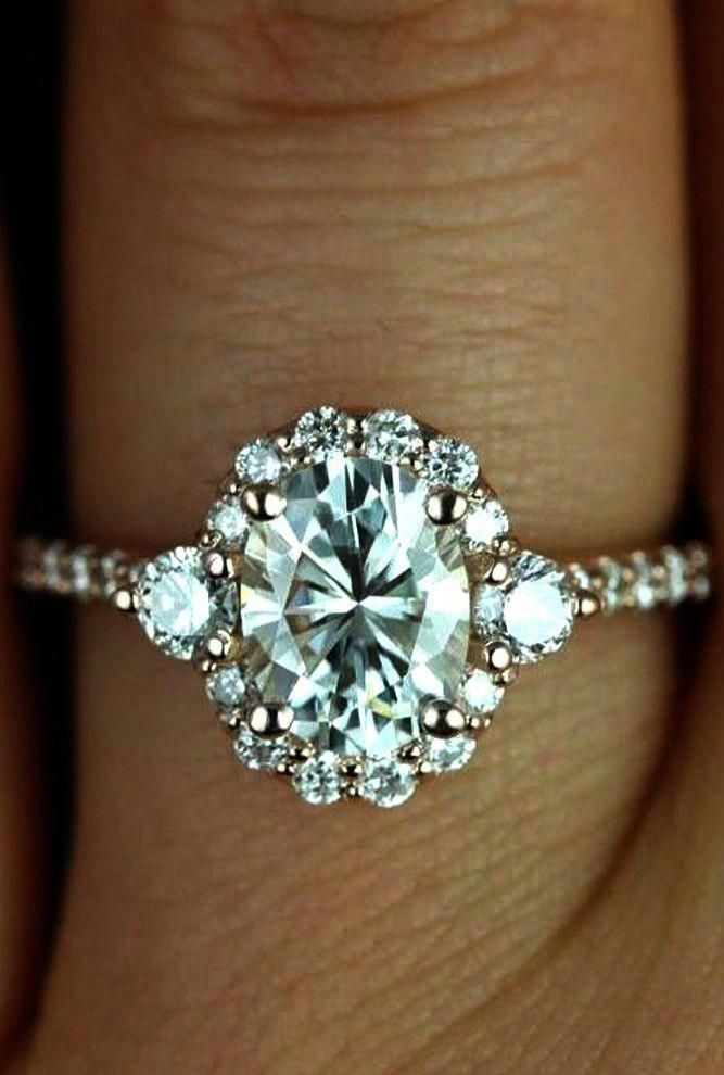 Sparkly Diamond Wedding Rings Diamondweddingrings Best Engagement Rings Wedding Rings Vintage Popular Engagement Rings