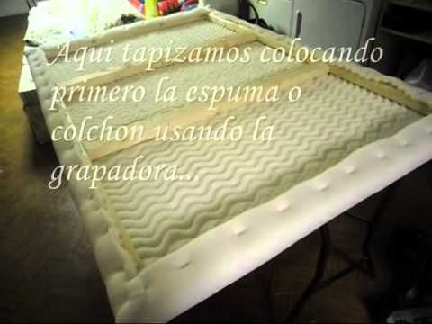121 best Mobiliario: cabeceros de cama images on Pinterest | Bedroom ...