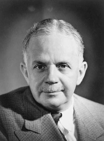 """Walter Francis White, civil rights activist. As Executive Secretary of the NAACP, he quadrupled membership & set up the Legal Defense Fund to legally challenge segregation & disfranchisement. He also used his appearance to investigate lynchings & race riots; he identified as Black, but could """"pass"""" & talk to whites. He once said: """"I am a Negro. My skin is white, my eyes are blue, my hair is blond."""" He is considered one of the 100 Greatest African-Americans. He was a graduate of CAU. R.I.P."""