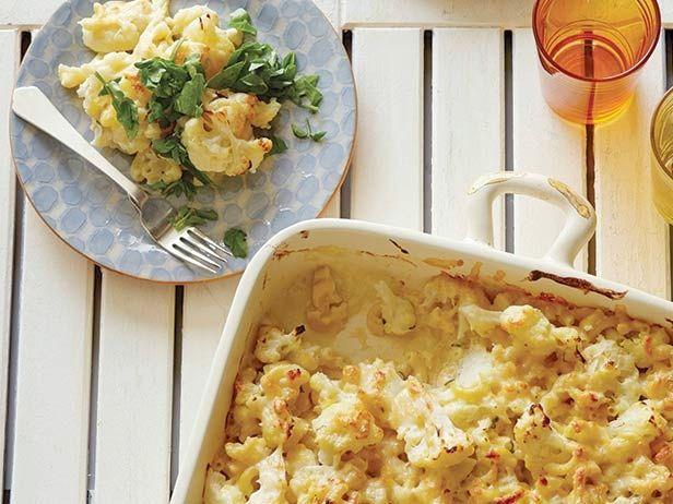 Cauliflower Mac N Cheese Recipe : Rachael Ray : Food Network