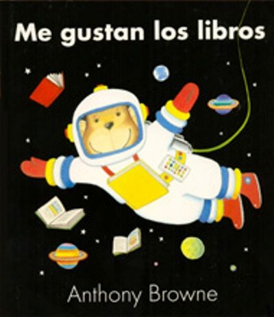A Willy, el simpático chimpancé creado por Anthony Browne, le gustan los libros…
