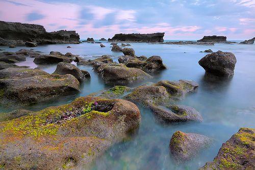 Whispering Waves. Mengening Beach, Cemagi, Bali