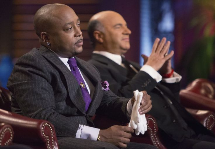 Why Daymond John of 'Shark Tank' Believes in 'the Power of Broke' - Fortune