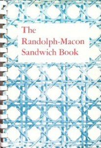 The Randolph-Macon Sandwich Book | Outstanding recipes extracted from the best Junior League Cookbooks | SouthernLiving.com