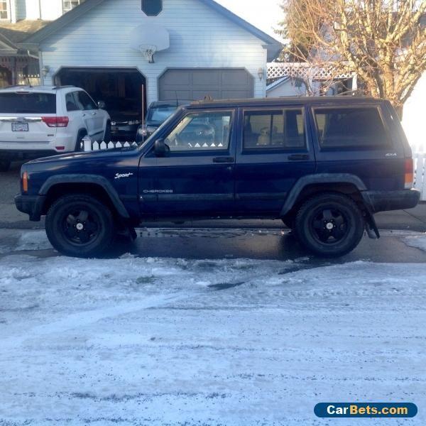 1997 Jeep Cherokee XJ #jeep #cherokee #forsale #canada