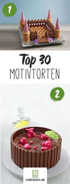Top 30 Motivtorten, Lustige Tortenrezepte