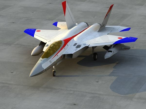 X-2 stealth aircraft prototype carries out its first taxi test – Short clip
