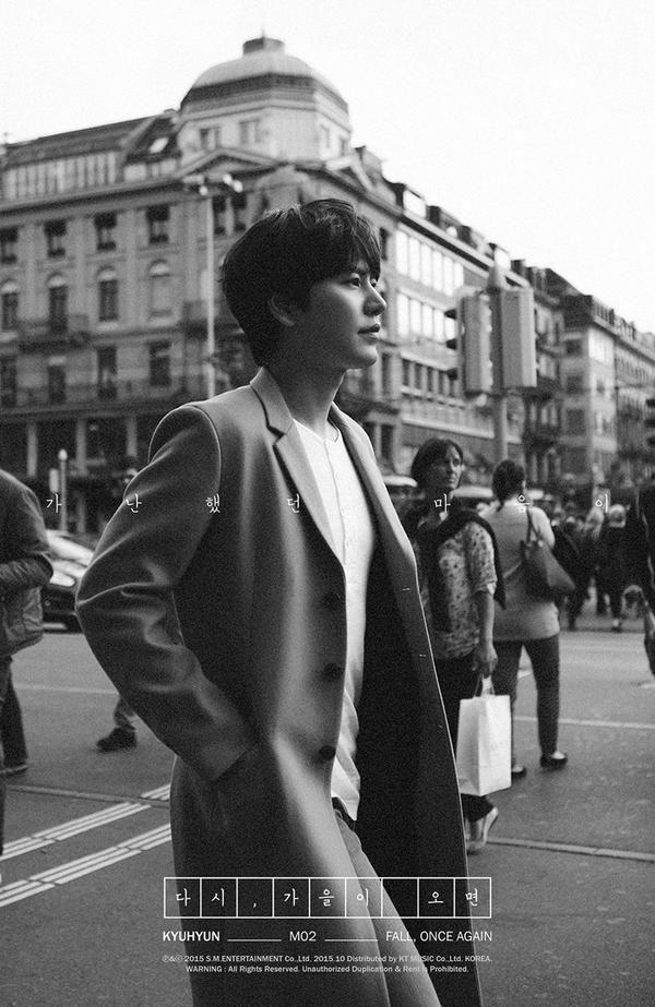Kyuhyun is a handsome guy in more teaser images | allkpop.com