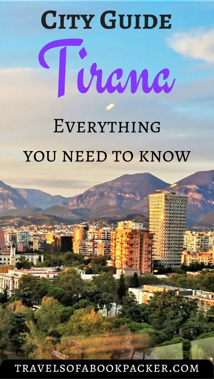Tirana City Guide Everything You Need To Know About Public Transport Things To Do Places To Eat And Day Trips From Albania Travel Tirana East Europe Travel