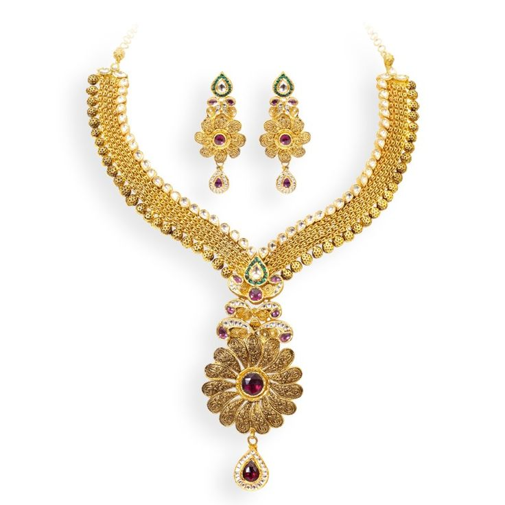 78 best Indian Jewelry Designs images on Pinterest | Indian ...