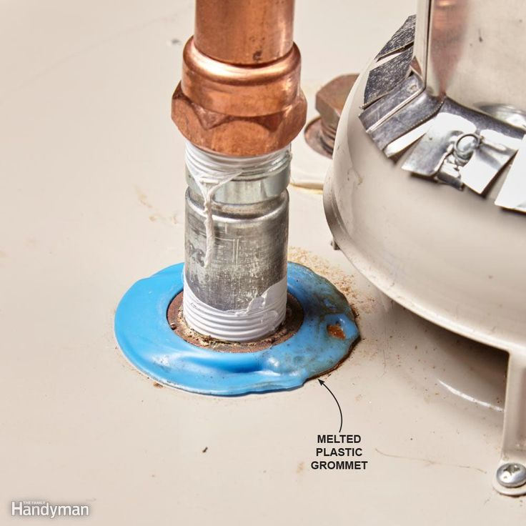 A home inspector reveals the 6 signs your house is in trouble water heatershouse
