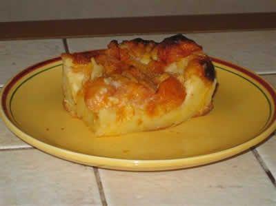 Clafoutis aux abricots facile avec thermomix ! Pour 8 personnes INGRÉDIENTS 1 boite d'abricot – 750 g 100 g sucre 150 g farine 1 sachet de sucre vanillé 3 oeufs …