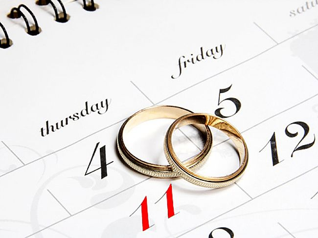 Лунный календарь для свадеб