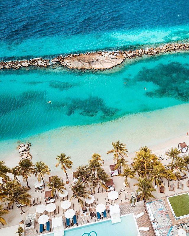 Mambo Beach Curacao Bildnachweis: Anna   – Tropical Vibes