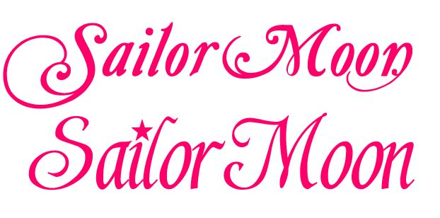 "Since I'm feeling generous, I've decided to share the new Sailor Moon revival fonts with everyone.The first font is a font called Calson No 540 Swash Alternative D, which I paid for out of my own pocket since a free version doesn't exist online. the S, M, and n were further edited by Sailor Moon Forum user ""Rabbit of the Moon"" to match the altered lettering on the new manga. The second font is a free font called Shardee, which was altered by Sailor Moon Forum member ""Mercurius"" to include…"
