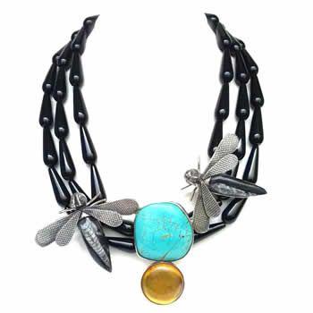 GABRIELA SANCHEZ - collares, pulseras, aretes, joyería artesanal
