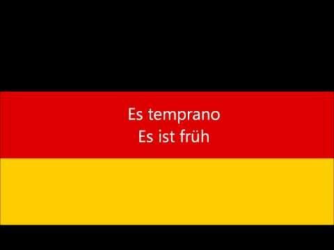 Aprender Alemán: 100 Frases Alemanas Para Principiantes