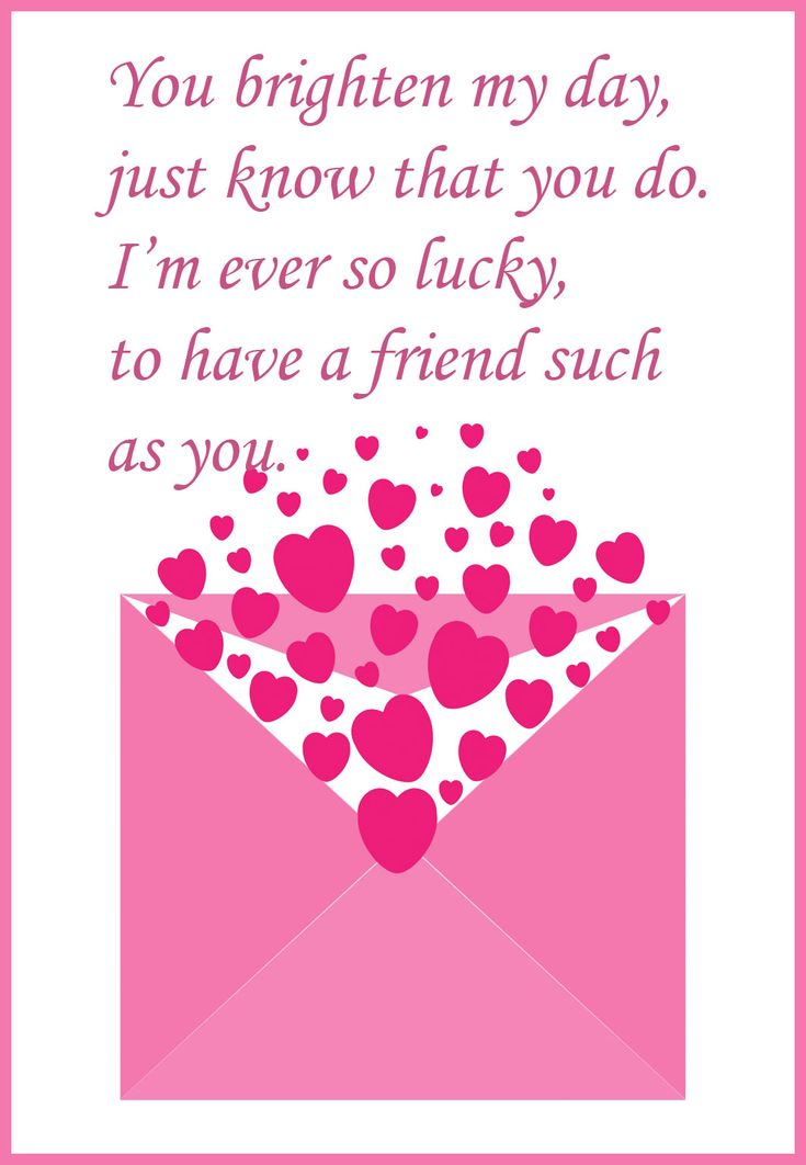 beautiful printable birthday cards Google Search – Free Printable Valentine Cards for Friends