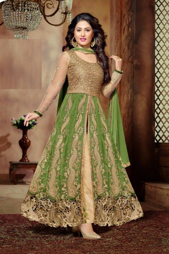 481 best Designer and Party wear Anarkali Suits images on ...